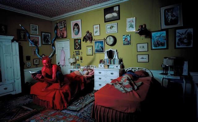 Lottie Davies, 'The Red Devil', 2008, Denis Bloch Fine Art