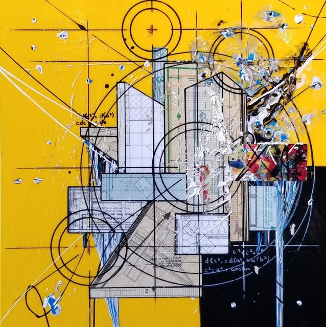 Étienne Gélinas, 'Composition 513', 2019, Thompson Landry Gallery