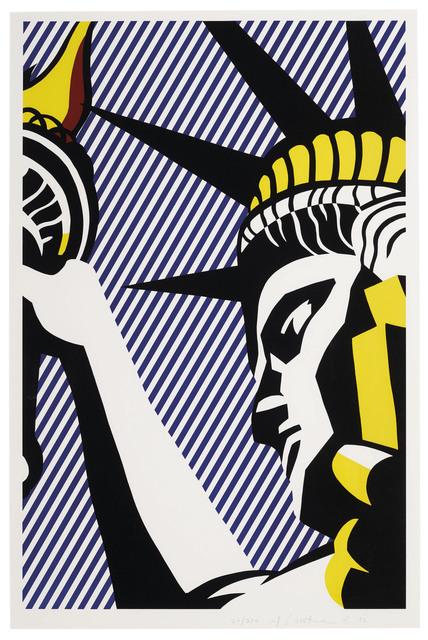 Roy Lichtenstein, 'I Love Liberty', 1982, Christie's