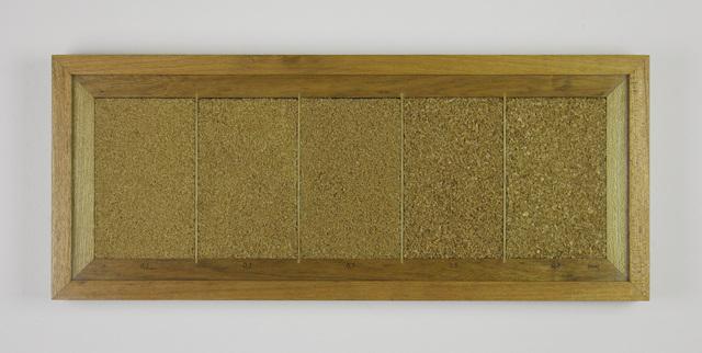 , 'Granulometria Freijó (Granulometry Freijó),' 2018, Baró Galeria