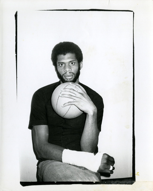, 'Kareem Abdul-Jabbar,' 1977, Hedges Projects