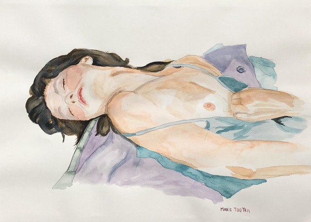 , 'Across 110th Street,' 2014, Artig Gallery