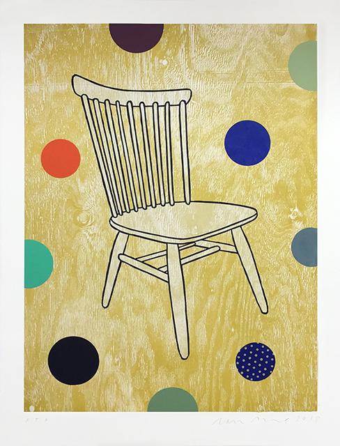 Dan Rizzie, 'Empty Chair', 2015, Addison/Ripley Fine Art