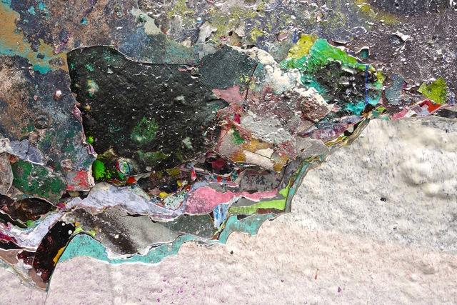 , 'Grafitical Archeology XIV,' 2016, Bernarducci Gallery Chelsea