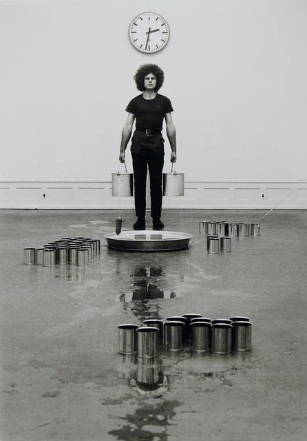 , 'Der Wasserträger,' 1971, Häusler Contemporary