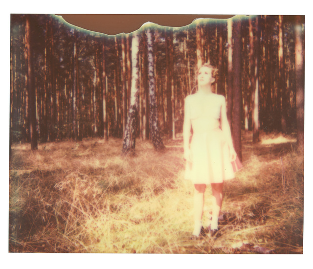 Stefanie Schneider, 'Close Encounter of the third kind', 2014, Photography, Digital C-Print based on a Polaroid, not mounted, Instantdreams