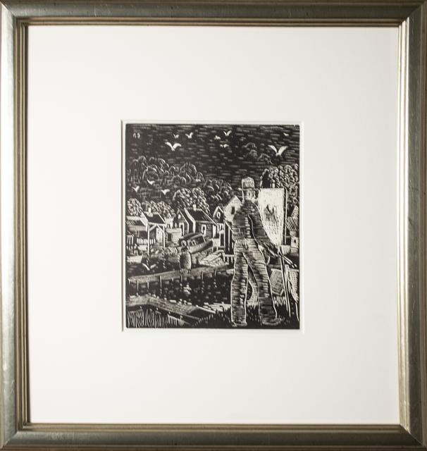 , 'Jones Island,' 1936, David Barnett Gallery