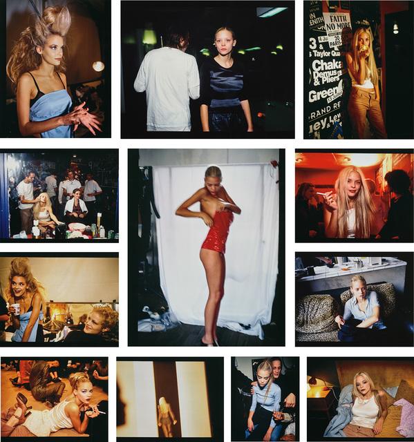 Nan Goldin, 'James King: Supermodel', Phillips