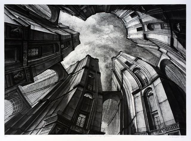 , 'Passage du Caire,' 1991, Childs Gallery