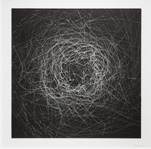 , 'CHAOS DRAWINGS #1,' 2017, Traver Gallery
