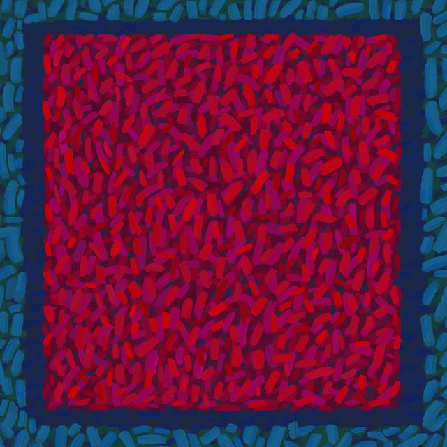 Francisco Bugallo, 'Red Volume I  (Volumen Rojo I)', 2015, Galería RGR