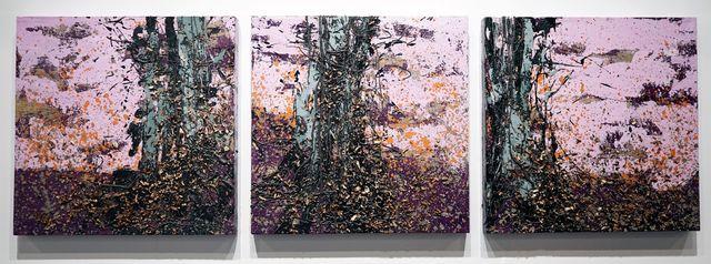 , 'Purple Haze,' 2017, Alvarez Gallery