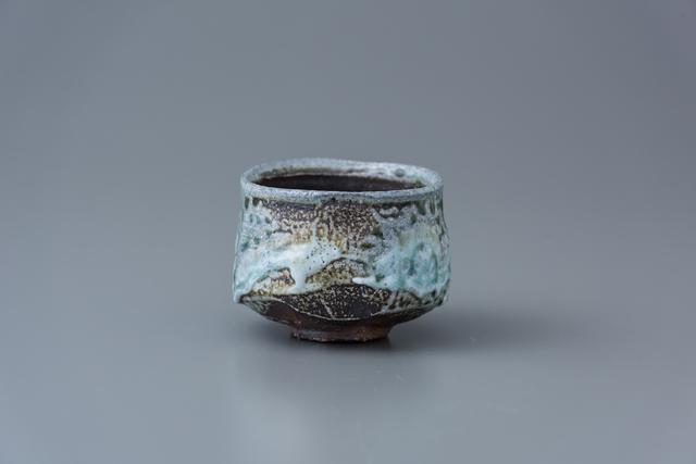 , 'Tea bowl, yohen soda glaze,' 2018, Pucker Gallery