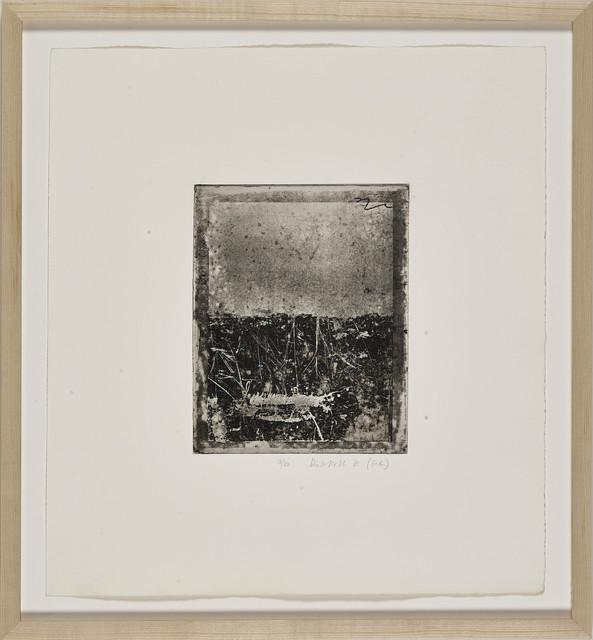 , 'Isländische Landschaft III (Icelandic Landscape III),' 1973, BERG Contemporary