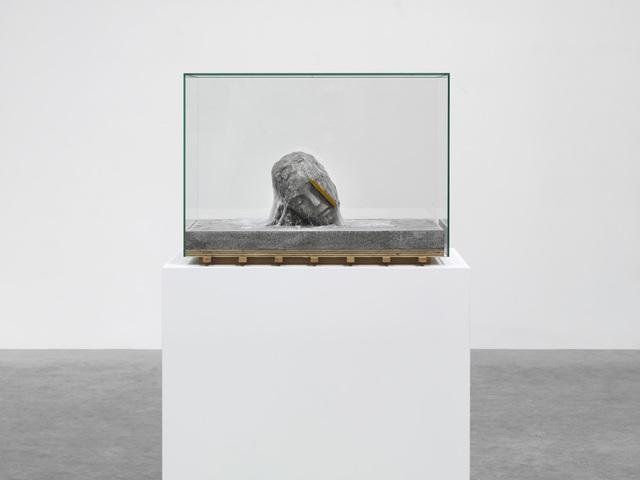 , 'Floor-fragment,' 2016, Zeno X Gallery