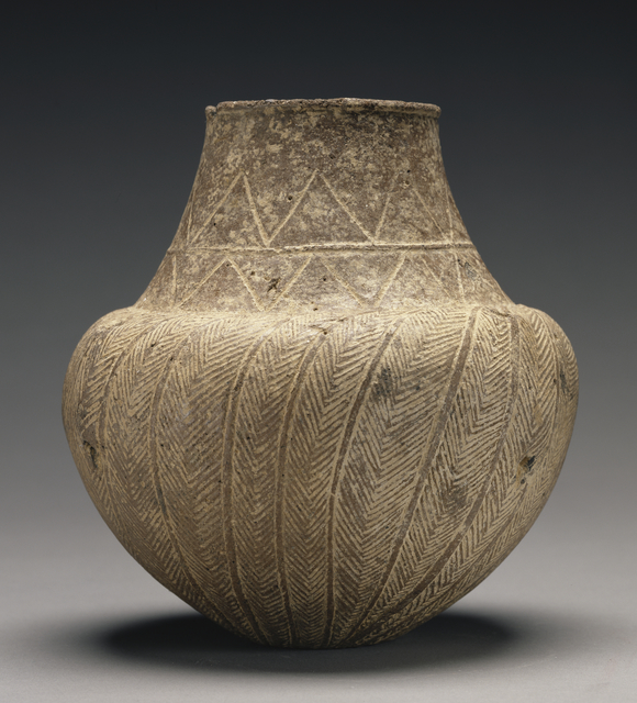 'Collared Jar of the Grotta-Pelos Group', 3000 BCE -2800 B.C., J. Paul Getty Museum