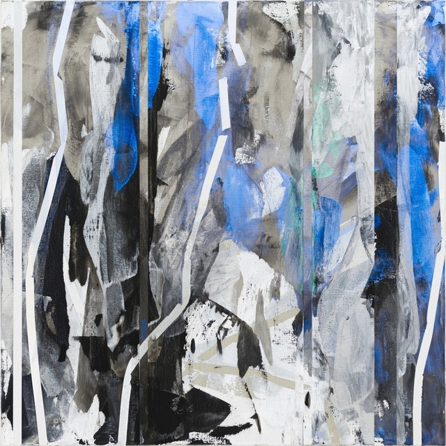 , 'Untitled (HZ 2014-016),' 2014, Galerie Nagel Draxler