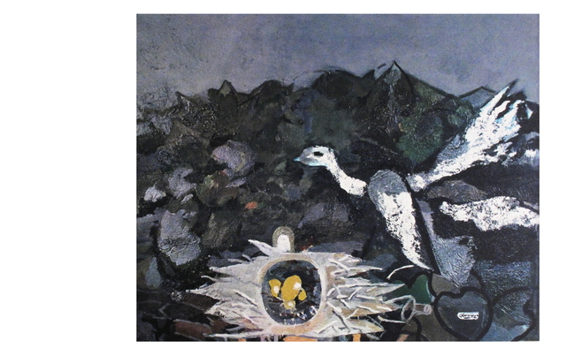 Georges Braque, 'Golden Eggs', (Date unknown), Ephemera or Merchandise, Offset Lithograph, ArtWise