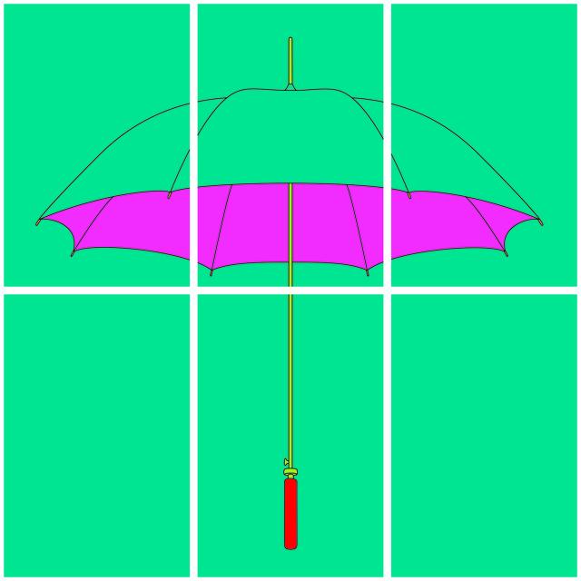 , 'Umbrella,' 2016, Alan Cristea Gallery