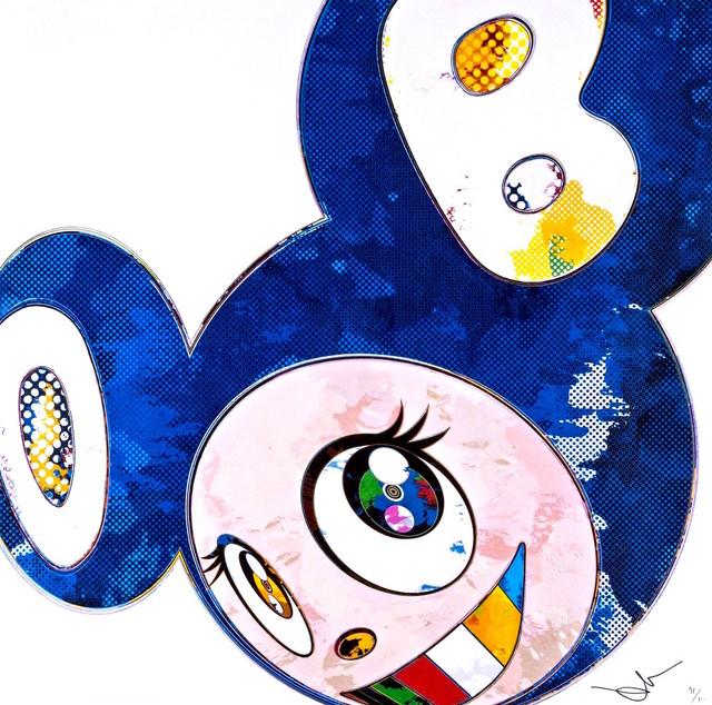 Takashi Murakami, 'And Then x 6 (Lapis Lazuli: The Superflat Method)', 2013, Dope! Gallery