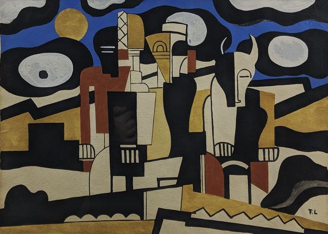 Fernand Léger, 'La Création du Monde', 1923, Capsule Gallery Auction