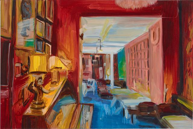 , 'Study for true oasis,' 2016, Galerie Kornfeld