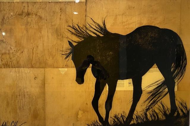 Ashley Collins, 'Blink', 2009, Mixed Media, Mixed Media, Melissa Morgan Fine Art