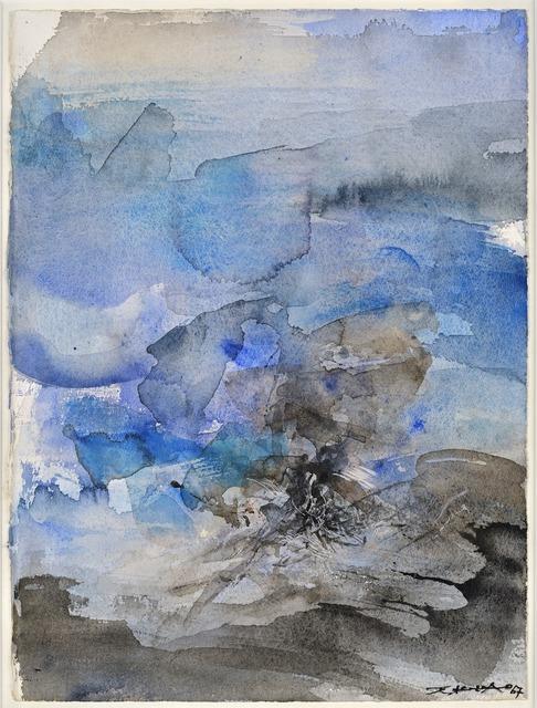 , 'Sans titre,' 1967, Galerie Zlotowski