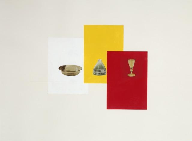 Rachel Whiteread, 'WHITE, YELLOW, RED,' 2008, Gagosian