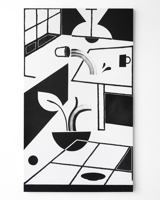 , 'Kitchen Noir,' 2017, pt.2