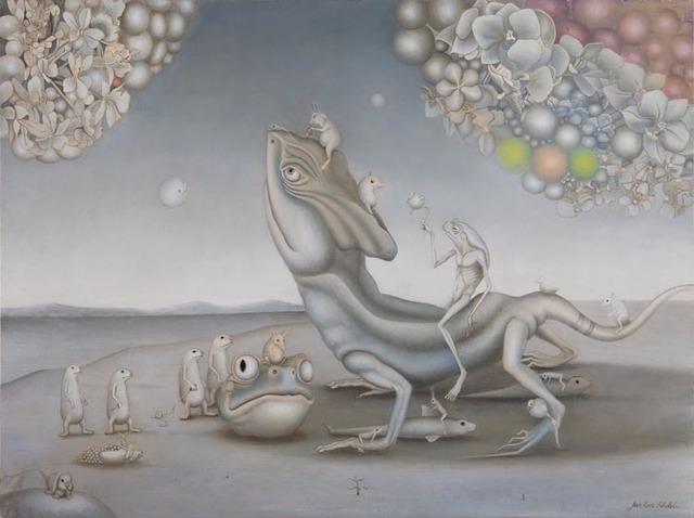, 'Encontre la Cabeza del Sapo,' 2013, AFA Gallery