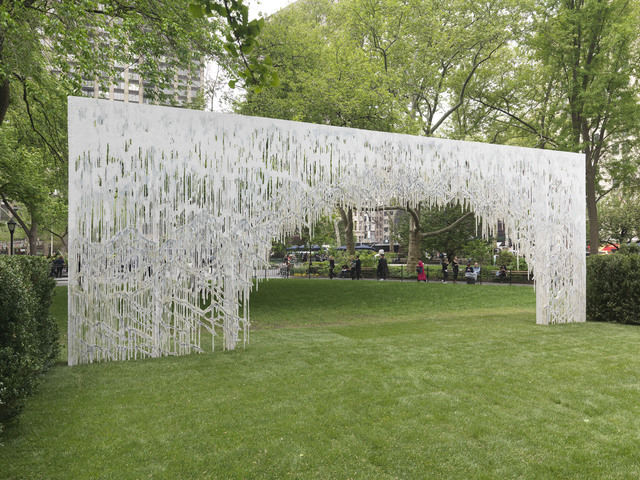, 'The Grotto,' 2017-2018, Madison Square Park