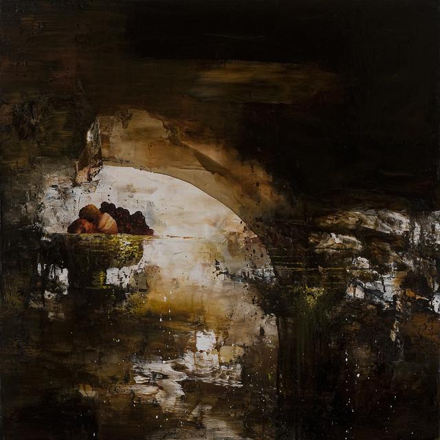 , 'Cache,' 2011, Galerie de Bellefeuille