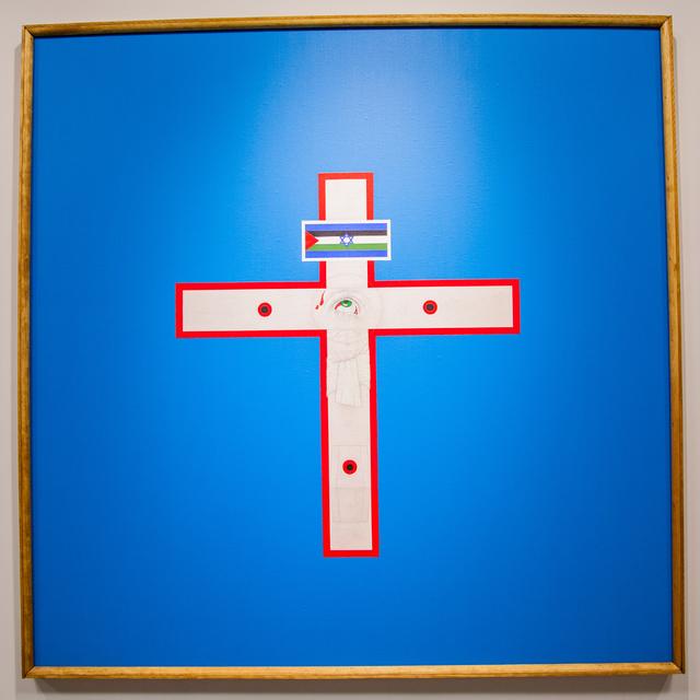, 'Crucifixion,' 2017, Open Mind Art Space