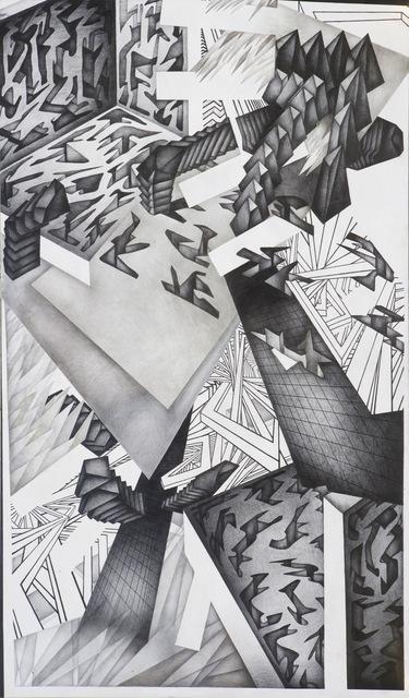 , 'Landscape Cache III,' , Moskowitz Bayse