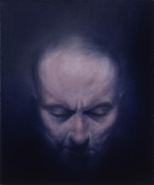 , 'Study (Bowed Head),' 2004, Flowers