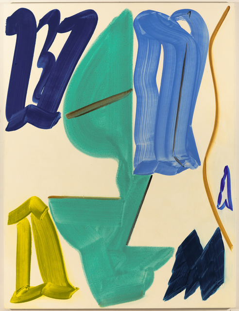 , 'Celadon Sleeve,' 2014, wallspace_1