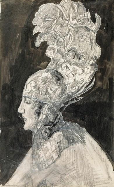 , 'Chorus Girl,' ca. 1915, Galerie Bei Der Albertina Zetter