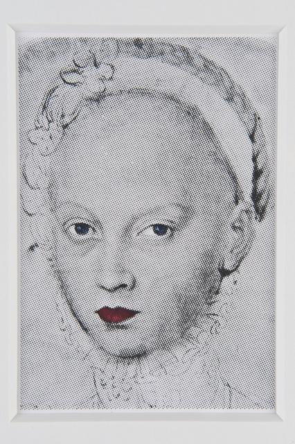 , 'Untitled (Invitation card Paul Maenz Gallery 1979),' , Galerie Mehdi Chouakri