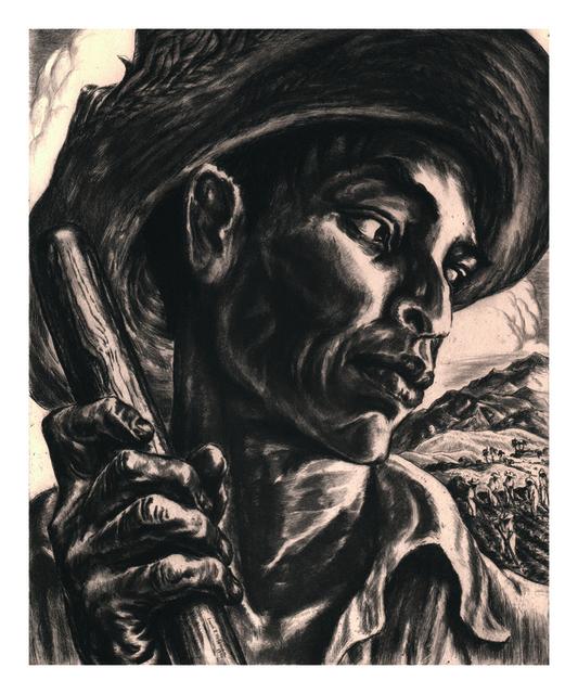 , 'El Jibaro, Puerto Rico,' 1940, Grey Art Gallery
