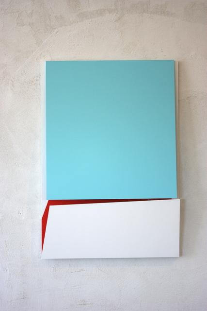 , '14.17 Plain Talk,' 2017, Galerie Fontana
