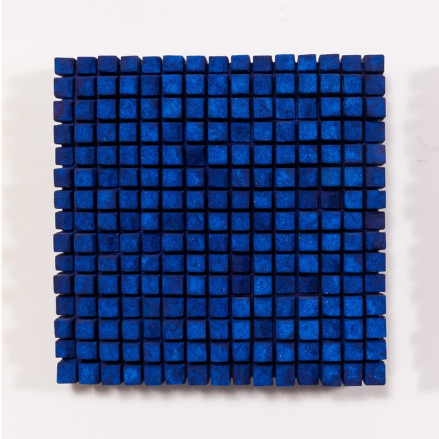 , 'Untitled (Blue),' 2015, JanKossen Contemporary