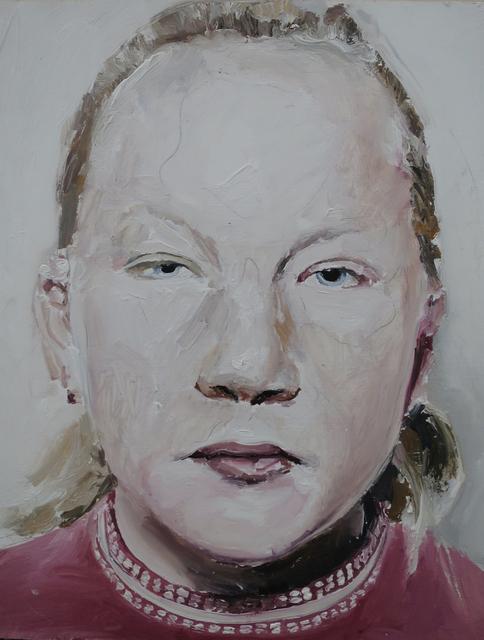 , 'Cara de Mujer II,' 2015, LA NEW GALLERY