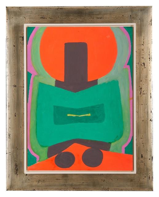 , 'Ohne Titel (Kontrapunkt),' 1969, Bode Gallery
