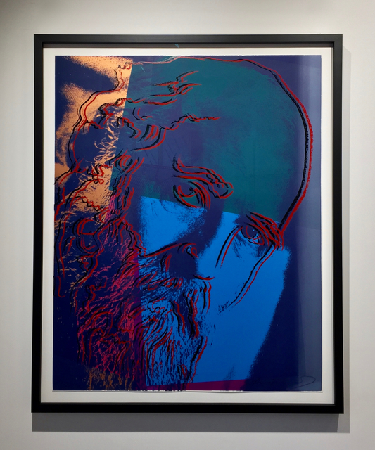 , 'Martin Buber (F&S II.228),' 1980, Joseph Fine Art