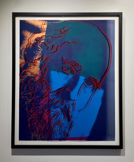 Andy Warhol, 'Martin Buber (F&S II.228)', 1980, Joseph Fine Art LONDON