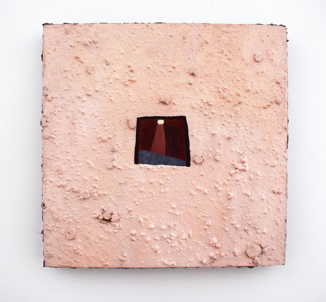 , 'The Miner,' 2018, James May Gallery