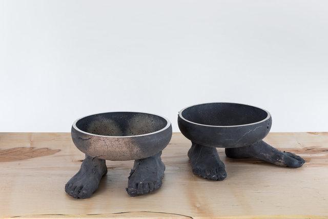 , 'Fußschale,' 2005, Galerie Zink