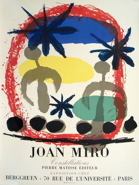 Joan Miró, 'Constellations', 1959, ArtWise