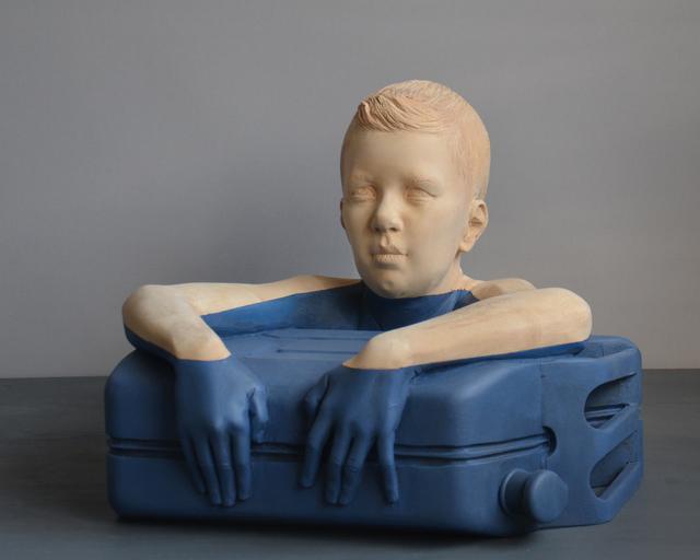 Willy Verginer, 'Acqua Alta Figure 8', 2019, Galerie LeRoyer